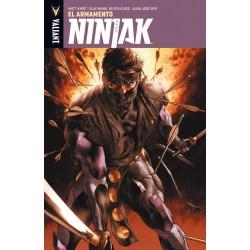 Ninjak 1. El Armamento