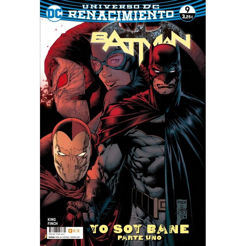 Batman 64 ECC Comics DC Renacimiento