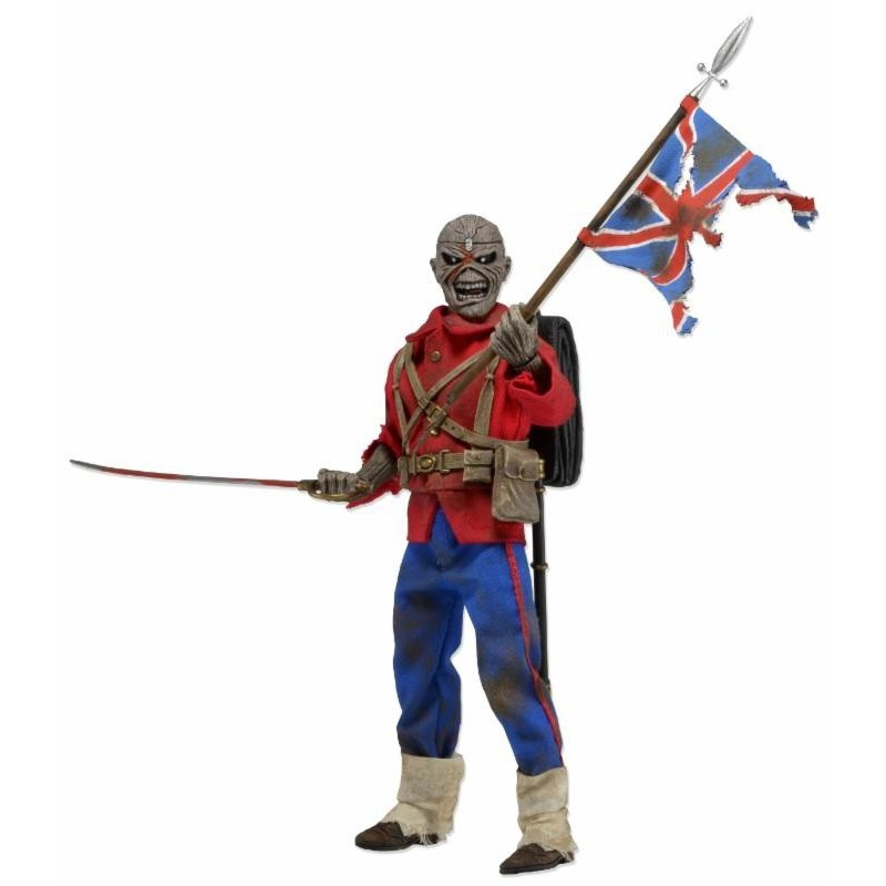 Figura The Trooper Eddie Iron Maiden (Neca)