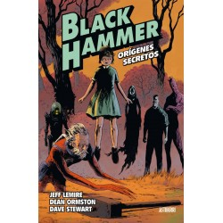 Black Hammer 1 Origenes Secretos Comic Astiberri