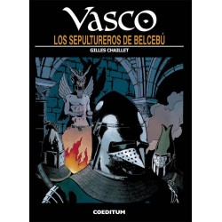 Vasco 13. Los Sepultureros de Belcebú