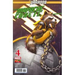 Mapache Cohete 31 Panini Comics guardianes de la galaxia