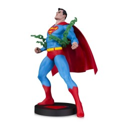 Estatua Superman Neal Adams Superman 233 Designer Series Comprar