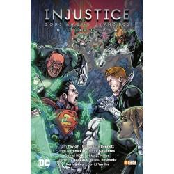 Injustice. Año Dos. Integral