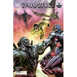 Injustice gods among us 51 ECC Comics videojuego