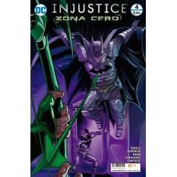 Injustice. Zona Cero 4 ECC Comics videojuego