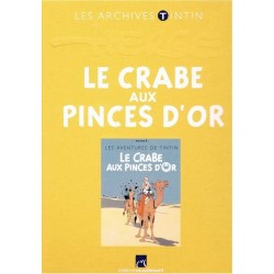 Tintin Archives Atlas Crabe aux Pinces d'Or Comprar (Francés)
