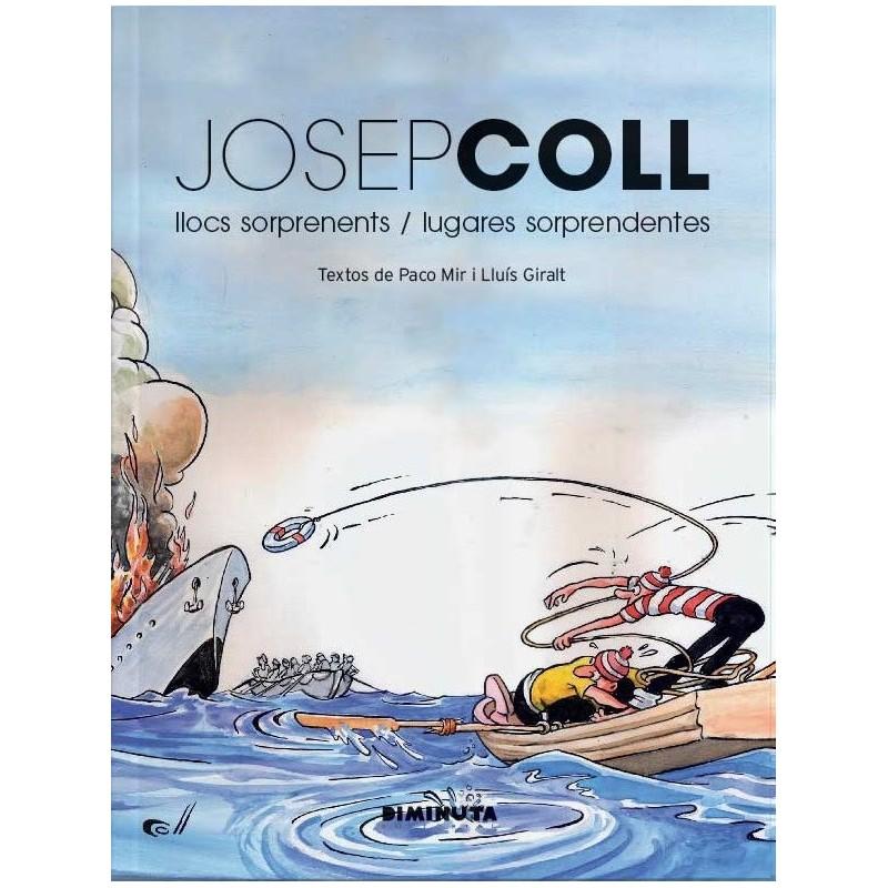 Josep Coll Llocs Sorprenents Lugares Sorprendentes Diminuta