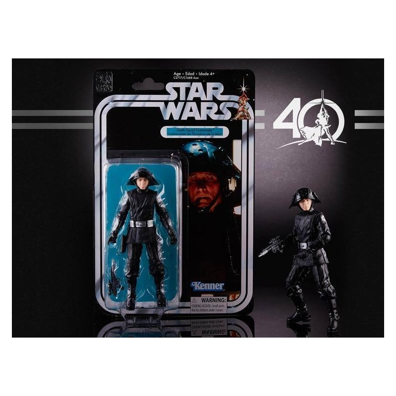 Jawa 40 Aniversario Star Wars Figura Black Series Comprar