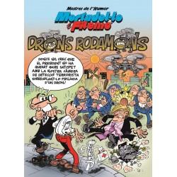 Mortadel.lo i Filemó Català Drons Rodamons Mestres de L'Humor 47 Ediciones B