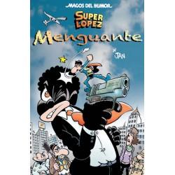 Magos del Humor 186. Superlópez. Menguante Ediciones B