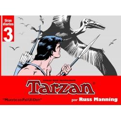 Tarzan Tiras Diarias 3 Russ Manning Comprar