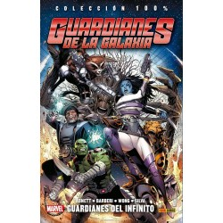 Guardianes de la Galaxia. Guardianes del Infinito (100% Marvel) Panini Cómics Comprar