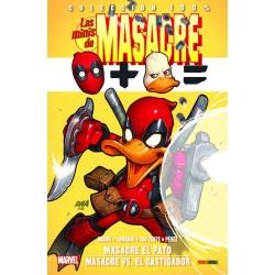 Las Minis de Masacre 10. Masacre el Pato / Masacre Vs. El Castigador (100% Marvel)