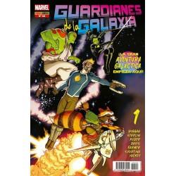Guardianes de la Galaxia 55 Marvel Comprar Panini Comics