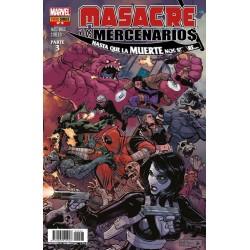 Masacre y los Mercenarios 8 Marvel Comprar Panini Comics Deadpool