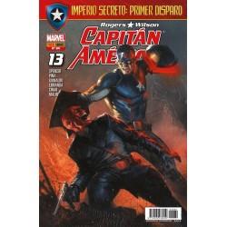 Capitán América. Rogers / Wilson 84 Panini Comics Marvel