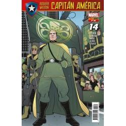 Capitán América. Rogers / Wilson 85 Panini Comics Marvel
