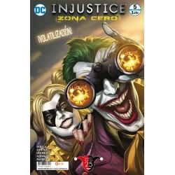 Injustice. Zona Cero 5 ECC Comics videojuego