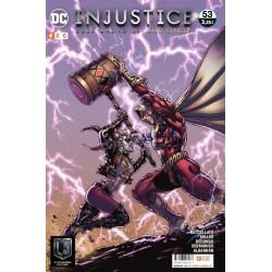 Injustice gods among us 53 ECC Comics videojuego