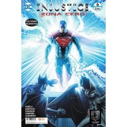 Injustice. Zona Cero 6 ECC Comics videojuego