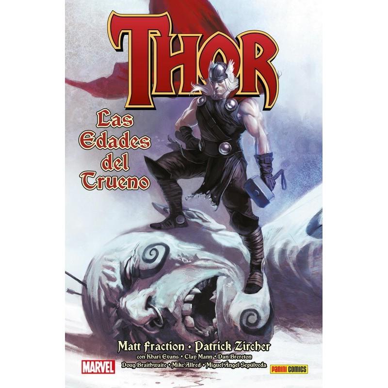 Thor. Las Edades del Trueno (100% Marvel HC)