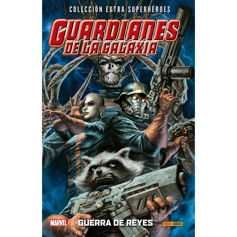 Guardianes de la Galaxia 2. Guerra de Reyes (Colección Extra Superhéroes 74)