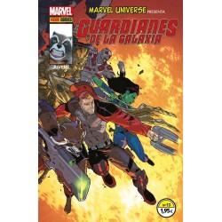 Marvel Universe Presenta 13. Guardianes de la Galaxia