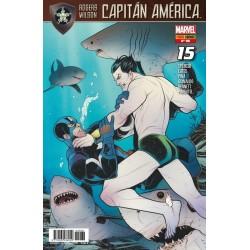 Capitán América. Rogers / Wilson 86 Panini Comics Marvel