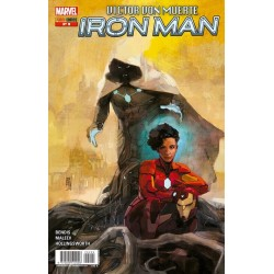 Victor Von Muerte. Iron Man 9 Panini Comics