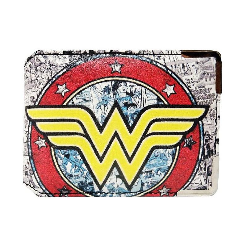 Wonder Woman Cartera Billetera Monedero Comprar