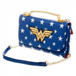 Bolso Wonder Woman Monedero Cosplay