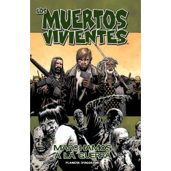 Walking Dead Comics Los Muertos Vivientes 19 Planeta Comprar