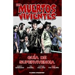 Walking Dead Comics Los Muertos Vivientes Guía de Supervivencia Planeta