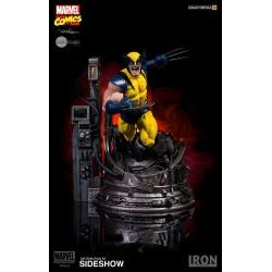 Imagén: Figura Wolverine (Lobezno) Legacy Replica Statue. Sideshow