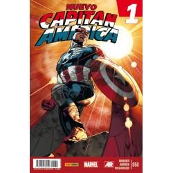 Capitán América 50 Panini Comics