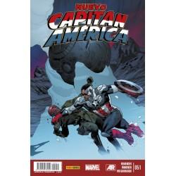 Capitán América 51 Panini Comics