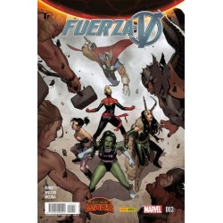 Fuerza V 3 (Secret Wars)