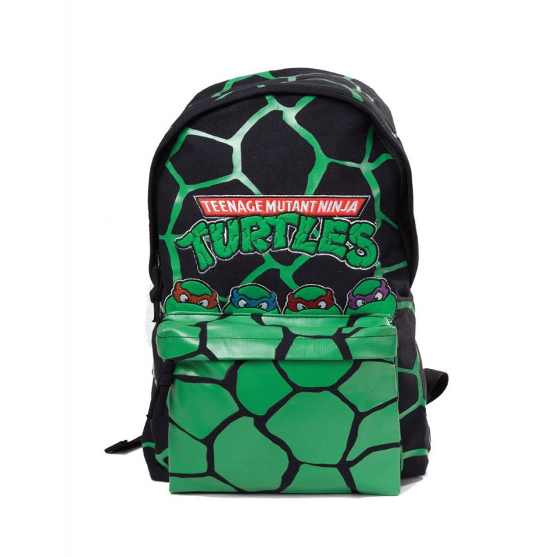 Mochila Tortugas Ninja Retro Teenage Mutant Ninja Turtles Comprar