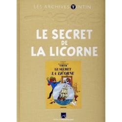 Tintin Le Secret de la Licorne Archives Atlas Comprar (Francés)