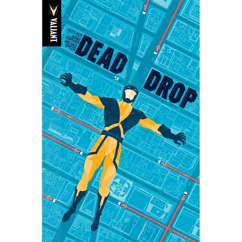 Comprar Dead Drop Valiant Medusa Cómics Barcelona
