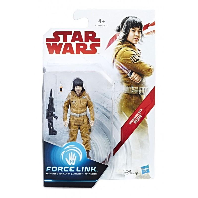 Figura Rose Resistance Tech Star Wars Episodio VIII Hasbro Comprar
