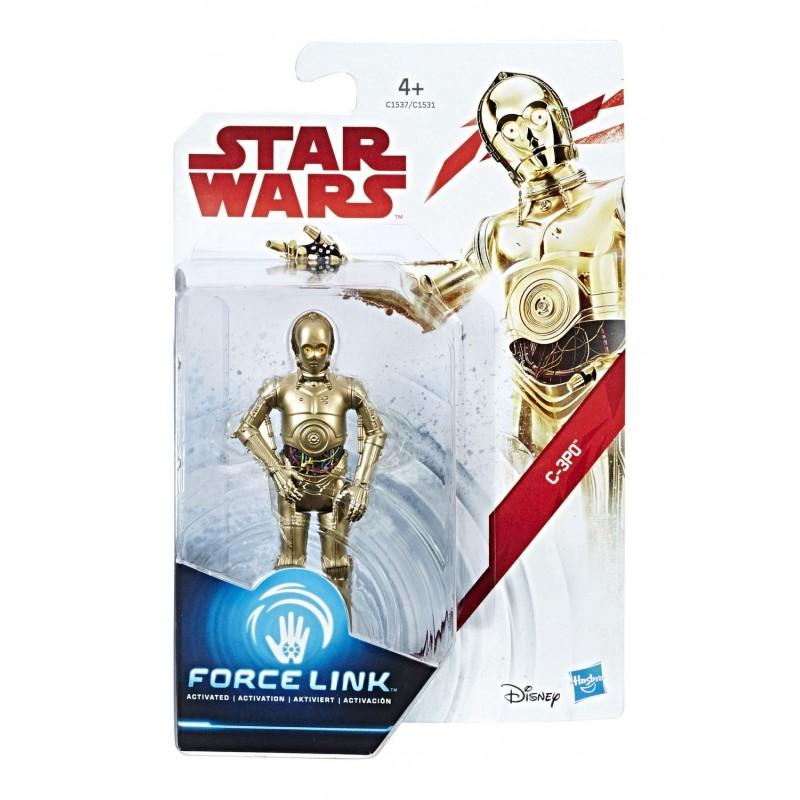 Figura C-3PO Wars Episodio VIII Hasbro Comprar