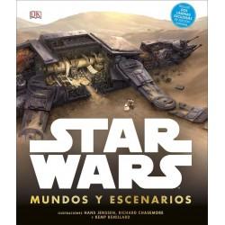 Star Wars Mundos y Escenarios Libro Random House