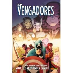 Los Vengadores. El Viejo Orden Cambió (100% Marvel HC)