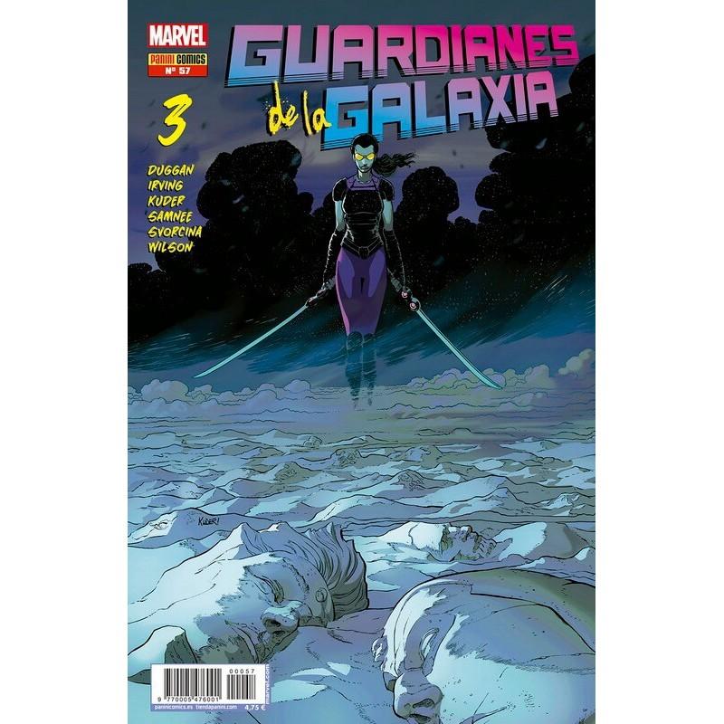 Guardianes de la Galaxia 57 Marvel Comprar Panini Comics