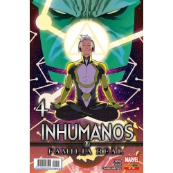 Inhumanos. Familia Real 41 Marvel Comprar Panini Comics
