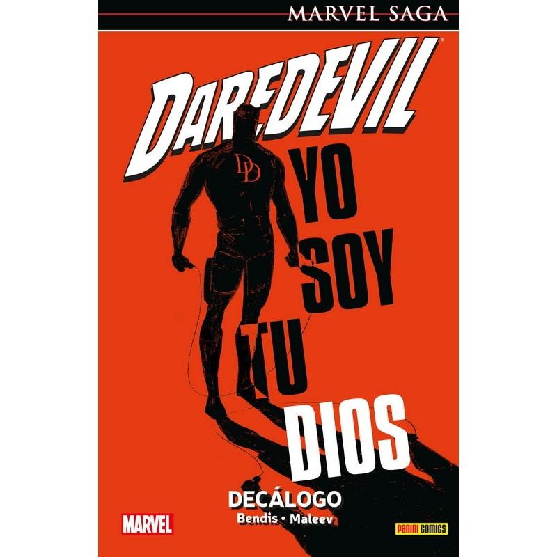 Daredevil 13. Decálogo (Marvel Saga 44)