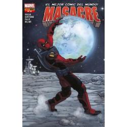 Masacre 21 Marvel Comprar Panini Comics Deadpool