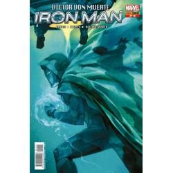 Victor Von Muerte. Iron Man 10 Panini Comics